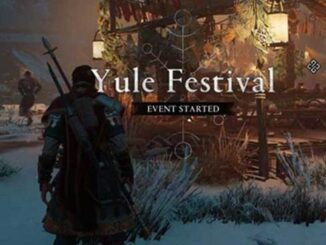 Assassin's Creed Valhalla jetons de Noël Yule Festival - Guide