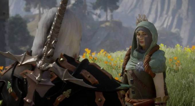 Belle MArchande - Dragon Age Inquisition