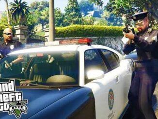Comment devenir un policier dans GTA Online - PS5, PS4, Xbox, PC Guide
