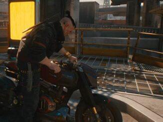 Comment obtenir la moto de Jackie dans Cyberpunk 2077 (CP77) Guide