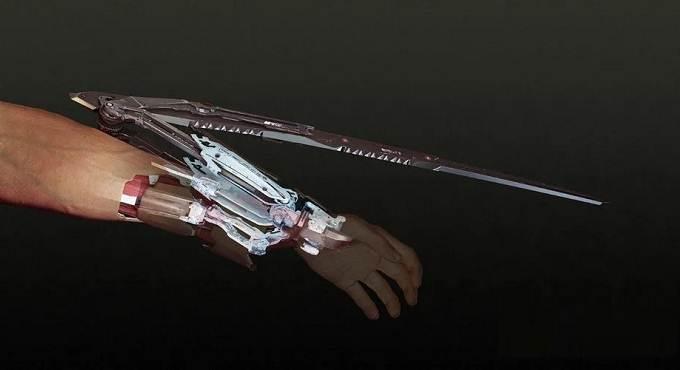 Cyberpunk 2077 - Comment obtenir des lames Mantis - Mantis Blades Emplcament