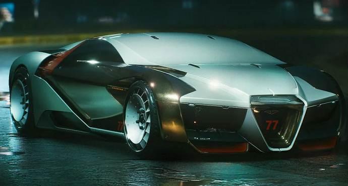 Cyberpunk 2077 - Comment obtenir la voiture la plus rapide gratuitement