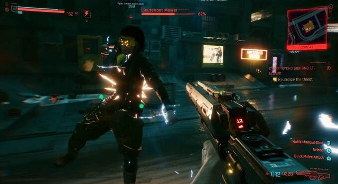 Cyberpunk 2077 Cyberpsycho Sightings - Comment envoyer les informations à Regina - Guide
