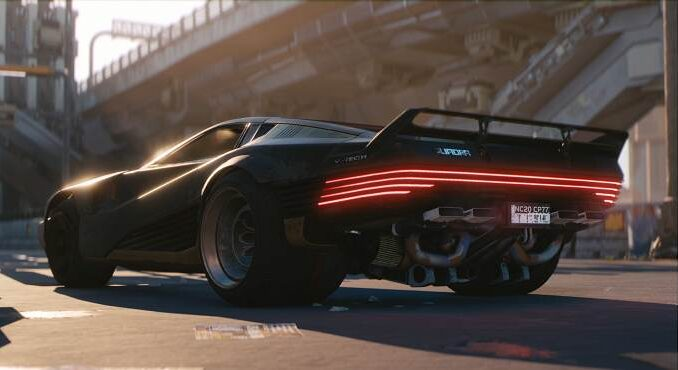 Cyberpunk 2077 Human Nature Véhicule - Guide PS5 PS4 XBOX PC