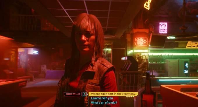 Cyberpunk 2077 Jackie's Moto - Comment le débloquer