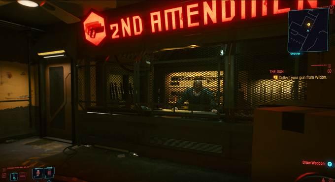 Comment débloquer Dying Night - armes emblématiques de Cyberpunk 2077