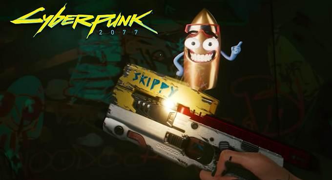 Comment débloquer Skippy - Armes emblématiques de Cyberpunk 2077 (CP77)