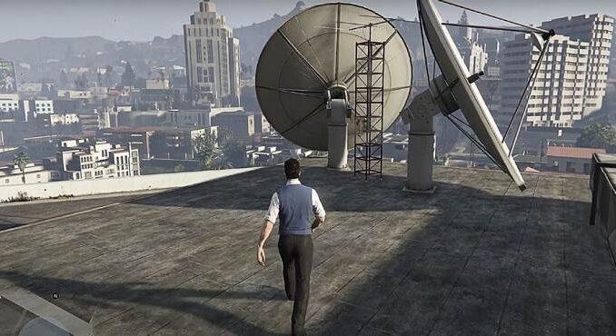 GTA Online - Emplacement de tous les antennes