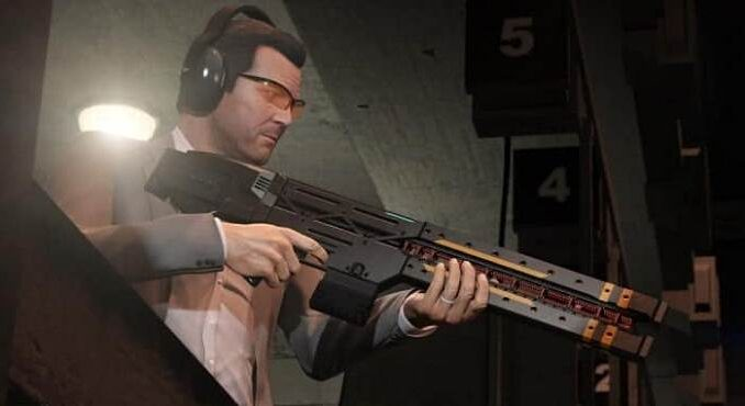 GTA 5 / GTA online Railgun - Guide PS5 PS4 Xbox PC