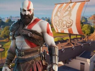 God of War Kratos arrive dans Fortnite Saison 5