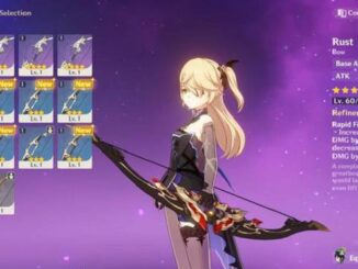 Obtenir le prototype de l'arc Northlander dans Genshin Impact - Guide