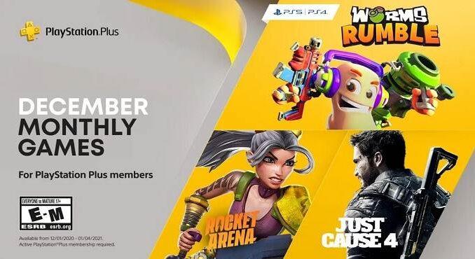 PlayStation Plus Décembre 2020 Jeux PS5 PS4 gratuits - Free PS5 Games