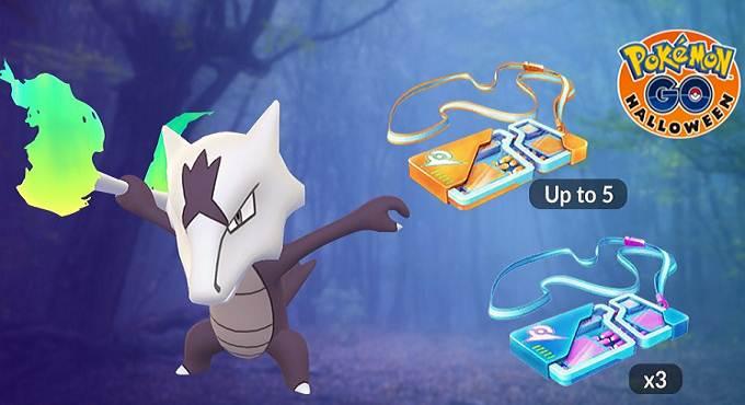 Pokemon GO Alolan Marowak et Charizard - Meilleur Pokemon pour Holiday Cup