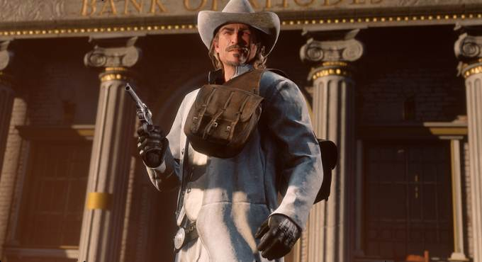 RDR2 Criminels recherchés - Gene « Beau » Finley - PS5, PS4, Xbox PC