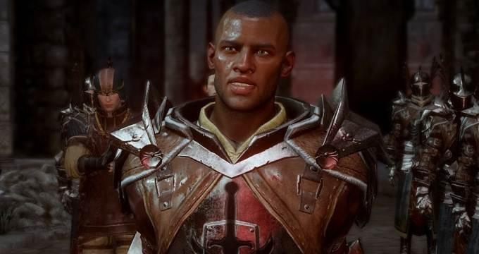 Ser Barris - Dragon Age Inquisition
