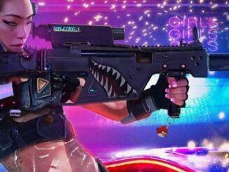 Toutes les armes emblématiques de Cyberpunk 2077 - CP77 Guide