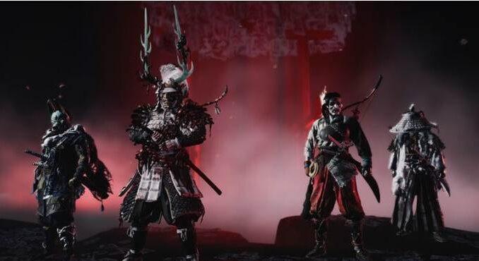 débloquer la tenue God of War dans Ghost of Tsushima Legends
