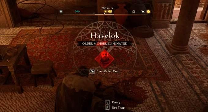 Assassin's Creed Valhalla Havelok - The Billhook
