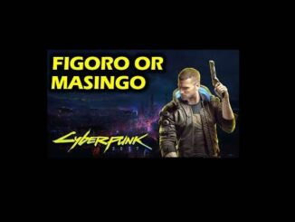 CP77 - Choisir Figoro ou Masingo avec Delamain ?