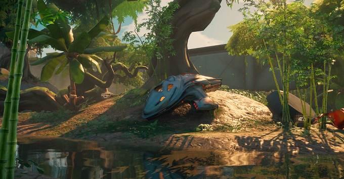 Comment trouver le pod mystérieux dans Fortnite - quêtes de chasseur de la jungle