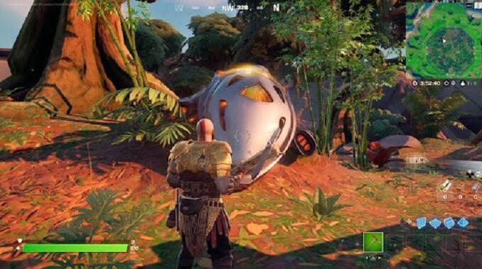 Emplacement du pod mystérieux dans Fortnite - Guide quêtes de chasseur de la jungle