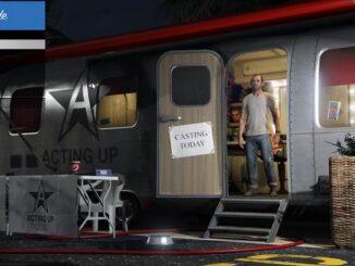 GTA 5 mode directeur - Grand Theft Auto 5