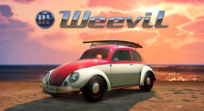 GTA Online BF Weevil Nouveau véhicule GTA 5 / GTA 6