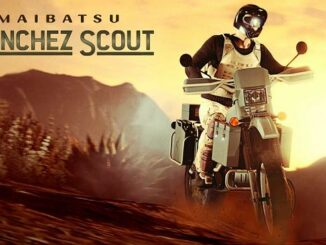 GTA Online Maibatsu Manchez Scout - GTA 5 - GTA 6