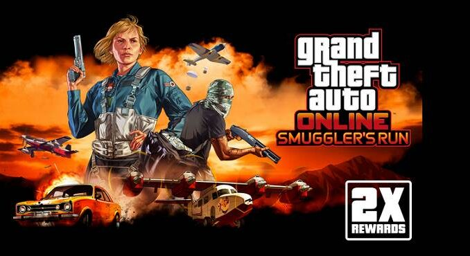 GTA Online Mise à jour 2021 Bonus GTA 5 / GTA 6