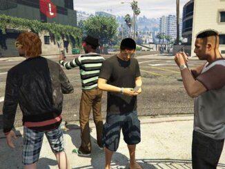 GTA Online comment muter et couper le son d'autres joueurs