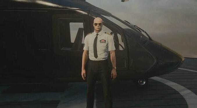 Hitman 3 - Obtenir la clé d'hélicoptère à Dubaï - Guide Complet