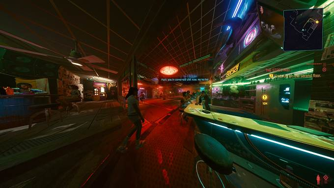 Meilleurs mods Cyberpunk 2077 - Better Field of View Slider - Mods 2021 PC