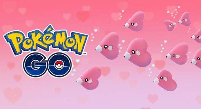 Pokemon GO Love Cup : date, règles et Pokémon éligible