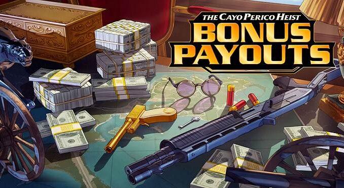 GTA En ligne bonus finale Braquage de Cayo Perico - Mise à jour Février 2021