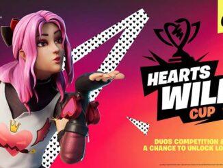 L'événement sur le thème de la Saint-Valentin Fortnite Hearts Wild