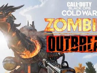 Call of Duty Black Ops Cold War Zombies Outbreak œuf de Pâques du dragon épidémique