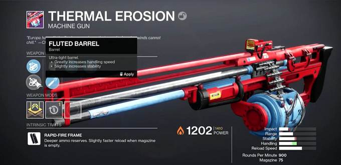 Destiny 2 Beyond Light How to Get Thermal Erosion