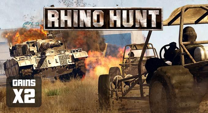 GTa Online Chasse au Rhino - Mise à jour GTA 5 Online