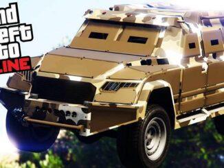 GTa Online Véhicule HVY Nightshark - GTA 5 / GTA 6 updates