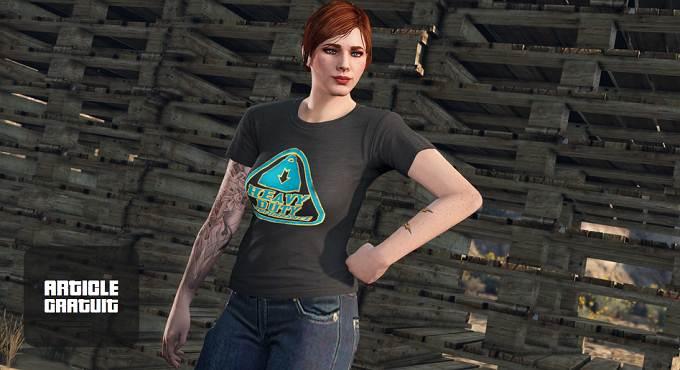 Comment débloquer Gta Online t-shirt Brute à toute épreuve