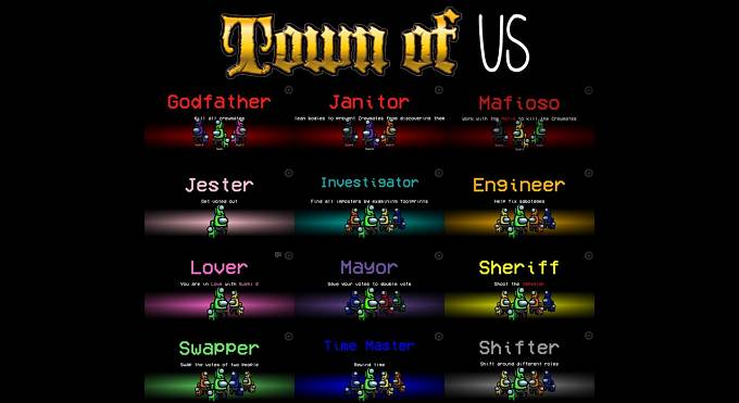 Comment Télécharger et installer Mod Town of Us pour Among Us - Among Us Mods