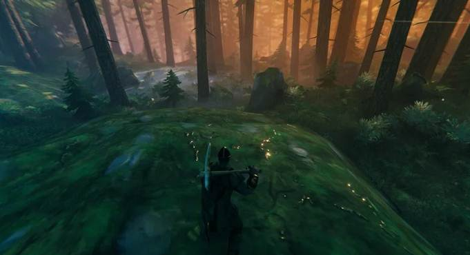 Trouver les Fragments osseux de la Forêt-Noire dans Valheim Guide