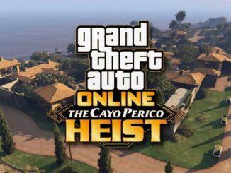 Mod pour jouer à Braquage Cayo Perico de GTA Online en mode solo hors ligne