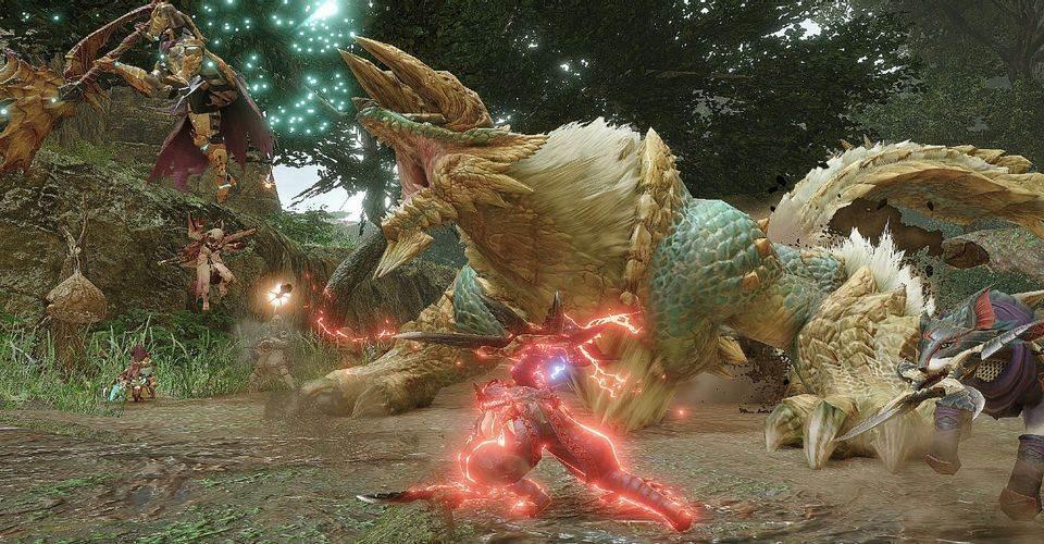 Comment battre Zinogre dans Monster Hunter Rise