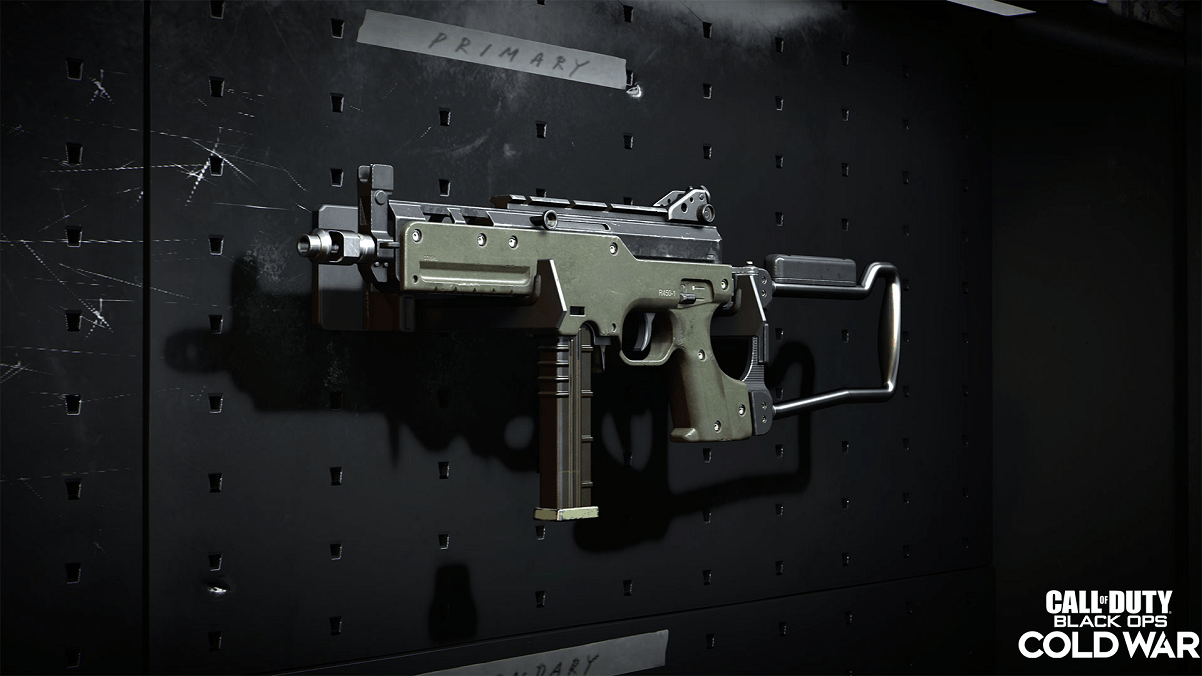 Débloquer LC-10 SMG Cold War Zombies