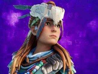Débloquer le skin Ice Hunter d'Aloy dans Fortnite