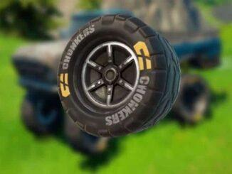 Fortnite pneus tout-terrain