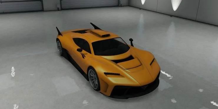 GTA 5 Bienfaiteur Krieger - 10 meilleures voitures les plus rapides dans Grant Theft Auto Online