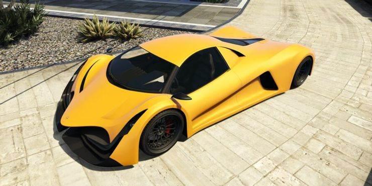 GTA 5 Deveste Huit Principe - 10 meilleures voitures les plus rapides dans GTA 5 Online