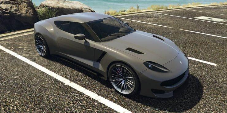 GTA 5 Ocelot Pariah - 10 meilleures voitures les plus rapides dans GTA Online